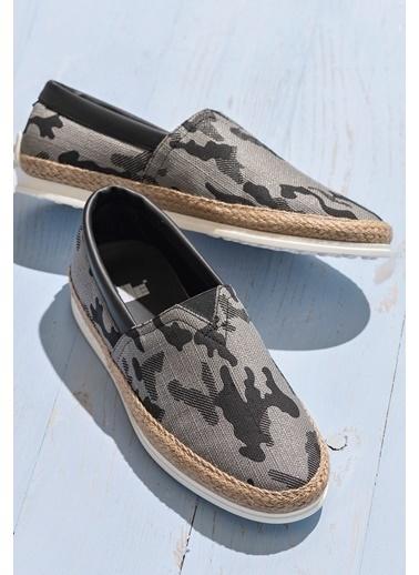 Espadril Ayakkabı-Elle